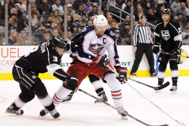 NHL Trade Rumors: Why Los Angeles Kings Must Deal for Rick Nash
