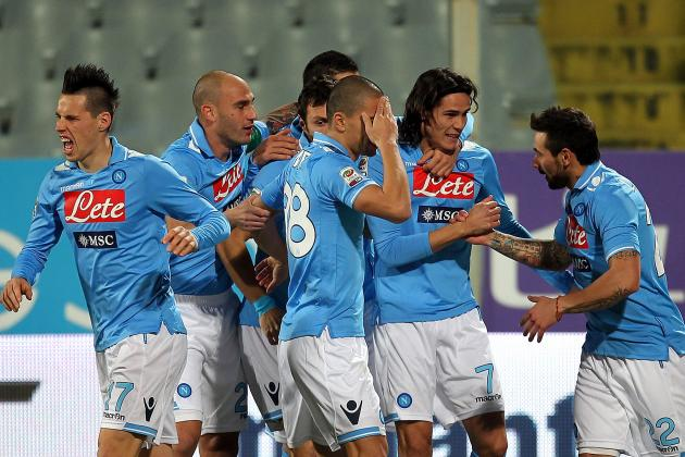Edinson Cavani, Marek Hamsik, Ezequiel Lavezzi: Napoli Should Sell All Three