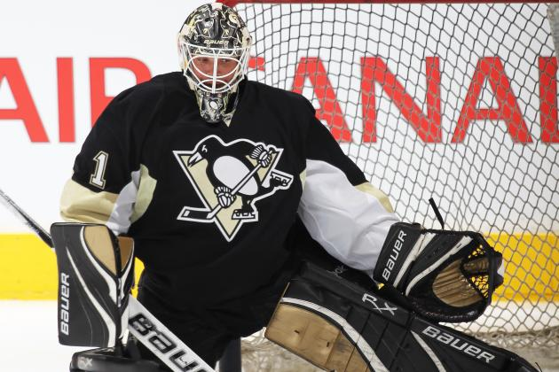 NHL Trade Speculation: Should the Pittsburgh Penguins Look for a Backup Goalie?