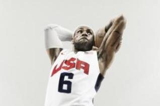 USA Olympic Basketball Team 2012 Uniforms: Breaking Down Team USA's New Jerseys