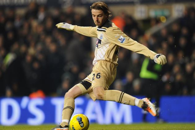 Tottenham Hotspur: Spurs Eyeing Summer Move for Newcastle Keeper Tim Krul