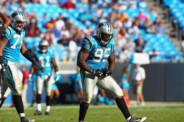 Carolina Panthers' 2011 Season Review: Defensive Ends
