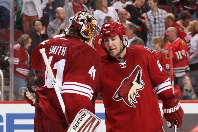 Phoenix Coyotes Sale Nearly Complete to Greg Jamison