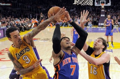 NBA Trade Speculation: Pau Gasol for Carmelo Anthony Doesn't Help Either Team