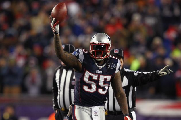 Patriots' Brandon Spikes Undergoes Surprise Surgery (Updated)