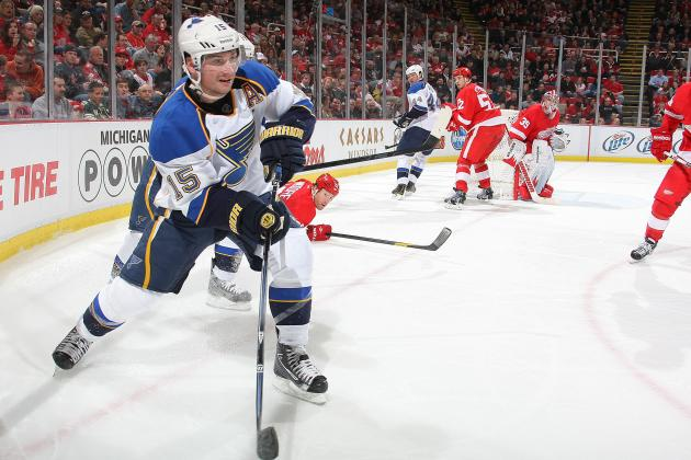 NHL Trade Rumors: With Jamie Langenbrunner on IR, St. Louis Needs to Be Active