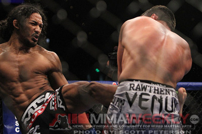 Benson Henderson Believes He Can Beat Anderson Silva's Record