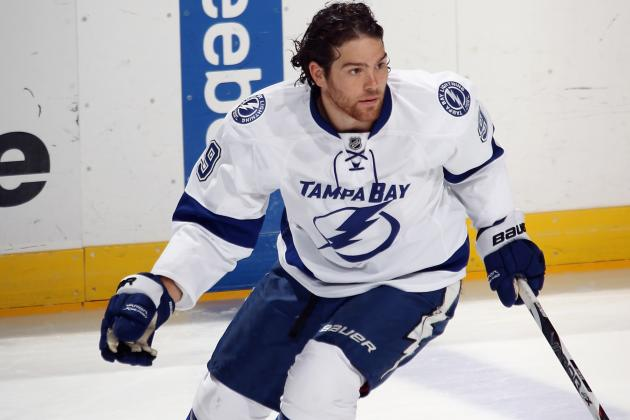 Steve Downie Traded to the Avalanche by the Lightning