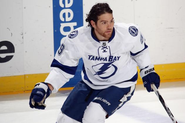 Lightning Send Steve Downie to Colorado Avalanche for Kyle Quincey