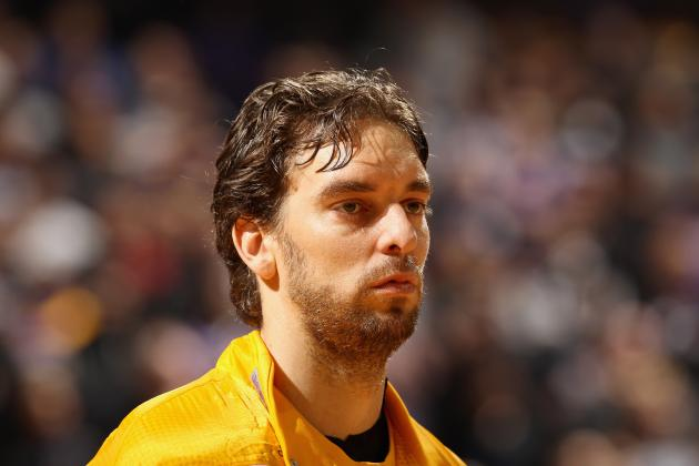 Bulls Trade Rumors: Pau Gasol Acquisition Too Good to Be True for Bulls