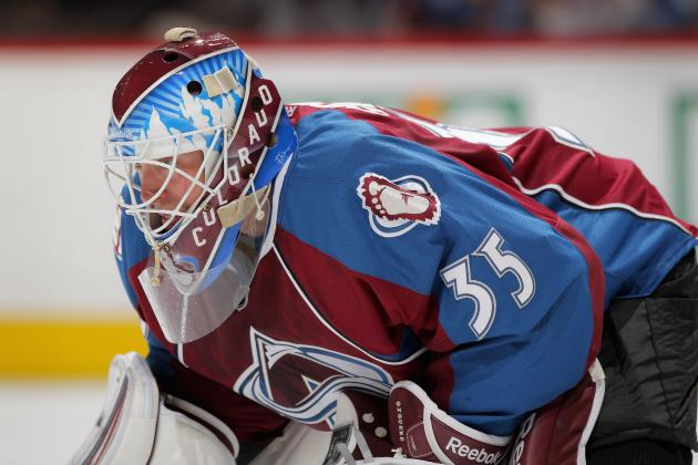 NHL Rumors: Blackhawks Should Turn to Avalanche Goalie Jean-Sebastien Giguere