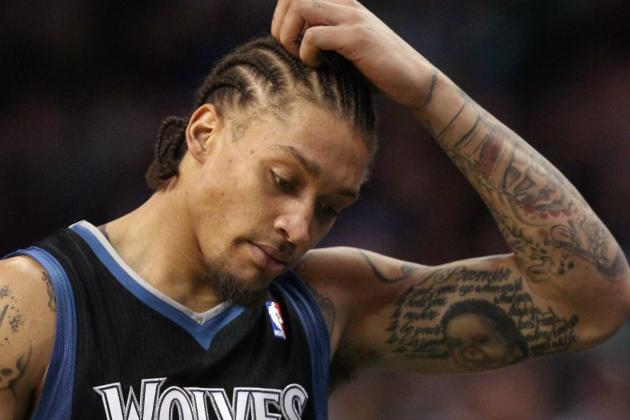 NBA Trade Rumors: Why Michael Beasley Fits with New Jersey Nets