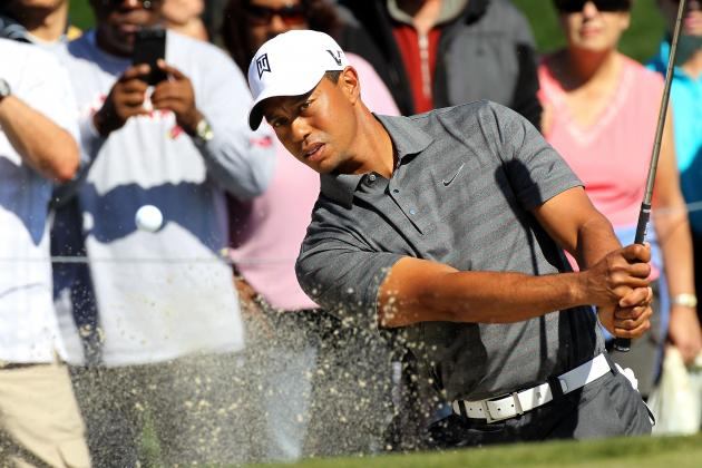 Tiger Woods: Match Play Will Be a Proving Ground for Former No. 1