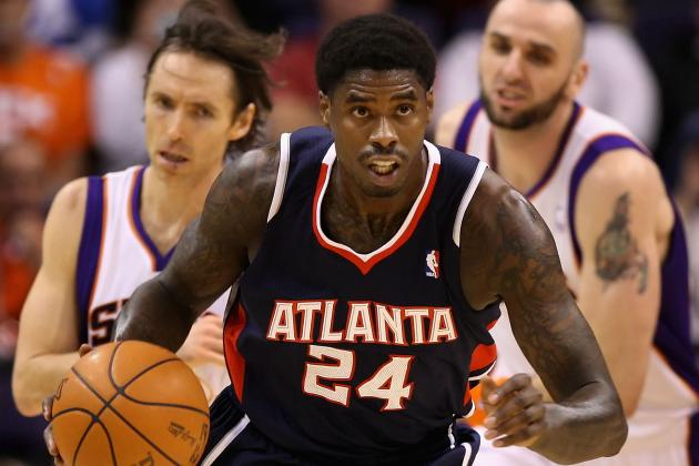 NBA Trade Rumors: Should Atlanta Hawks Trade Marvin Williams?