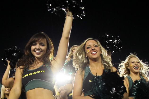 Oregon Ducks Non-Conference Schedule: Is It Really Powder-Puff?