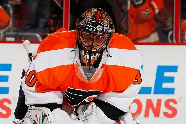 Philadelphia Flyers: Ilya Bryzgalov Philly's New Punching Bag