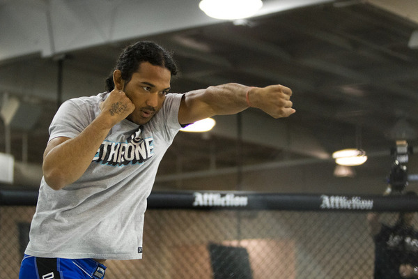 Benson Henderson Focuses on Frankie Edgar, but Has Anthony Pettis in Sight
