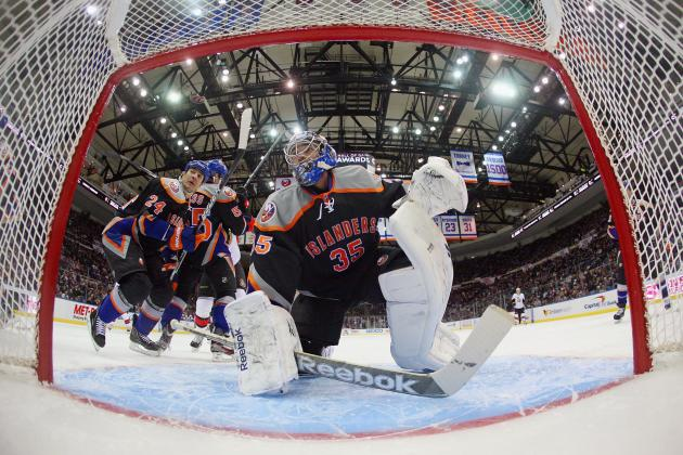 Mediocre Month Exposes New York Islanders