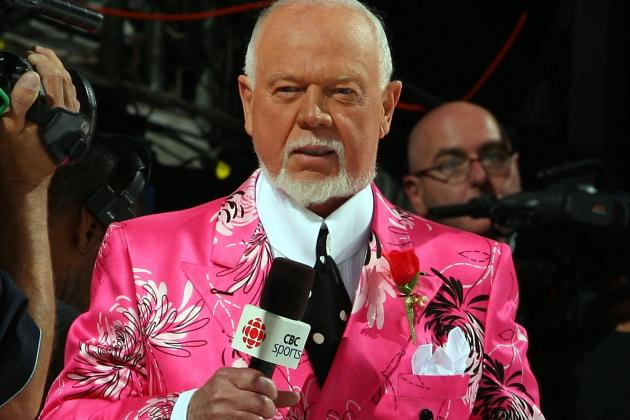 Detroit Red Wings: Don Cherry Gets It Wrong….Yet Again