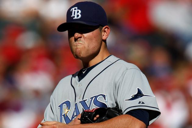 Matt Moore, Tampa Bay Rays Pitching Sensation, Will Win AL Rookie of the Year