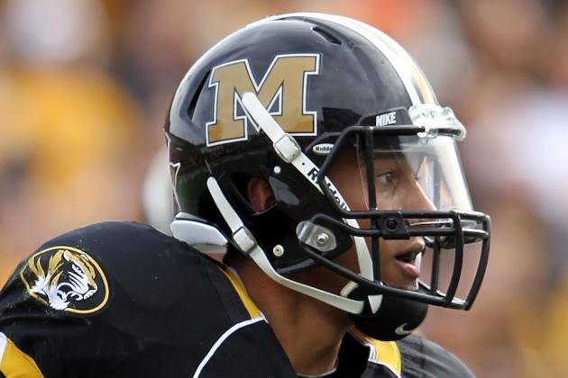 Missouri Tigers to Get New Uniforms, Helmet Design from Nike