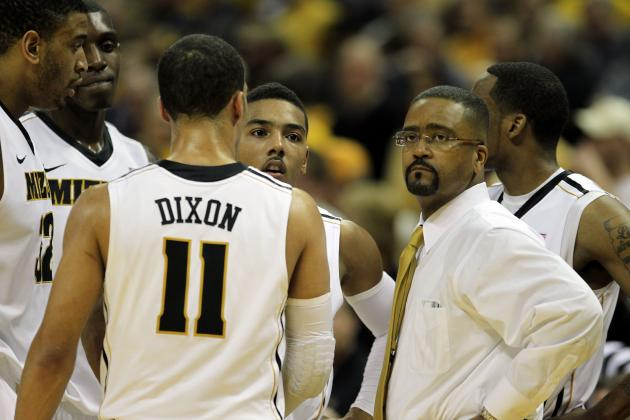 Mizzou Basketball: First Home Loss Could Derail Chances at a No. 1 Seed