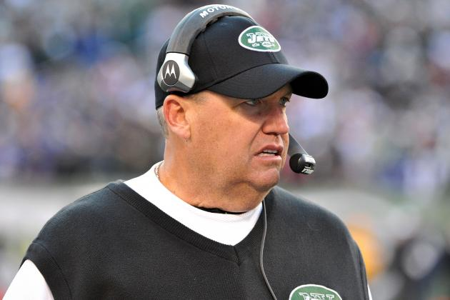 How Much More Time Does Rex Ryan Have as the New York Jets' Head Coach?