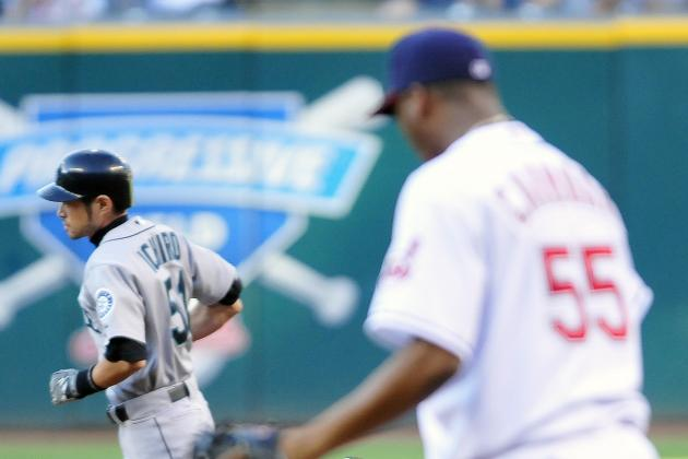 Seattle Mariners: What Ichiro Batting Third Means for the 2012 Lineup