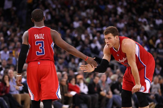 NBA 2012: Los Angeles Clippers Midseason Report Card