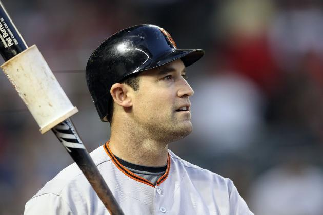 San Francisco Giants: Pat Burrell to Return to Giants?