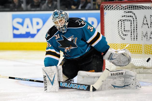 With the San Jose Sharks Struggling, Is Trading Antti Niemi a Possibility?