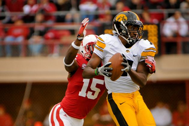2012 NFL Draft Prospects: Inside Look, Interview with Iowa WR Marvin McNutt