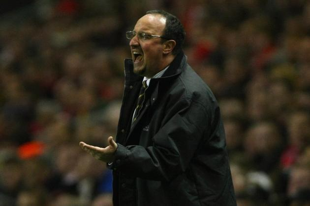Chelsea: Andre Villas-Boas Out, Rafa Benitez In