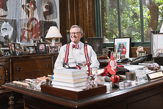 Fashion and No Filter: The Curious Case of E. Gordon Gee