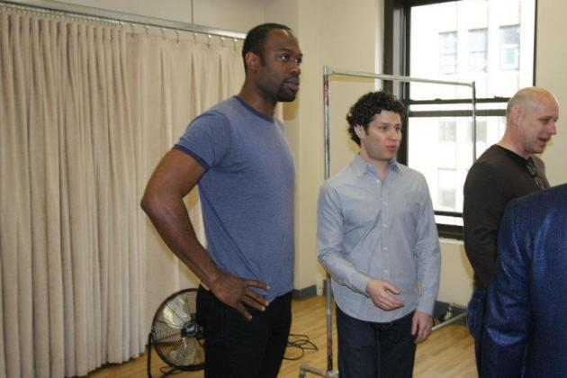 Kevin Daniels Looks to Bring Some 'Magic' to Broadway