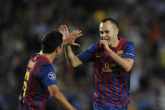 FC Barcelona: Henrik Larsson Praises Xavi and Andres Iniesta