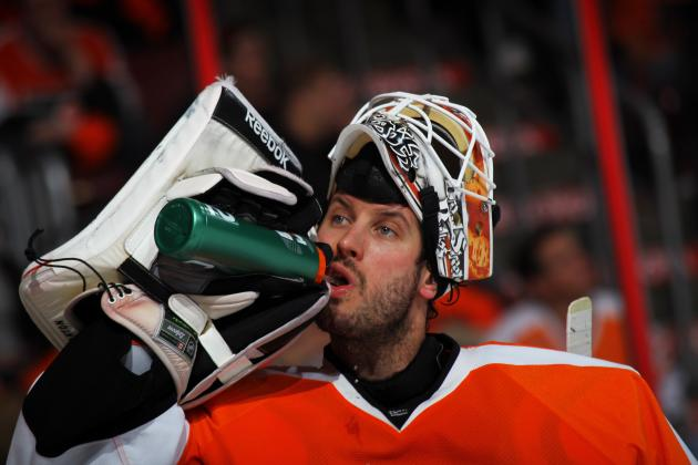 Michael Leighton the Answer to Goaltending Question of Philadelphia Flyers?