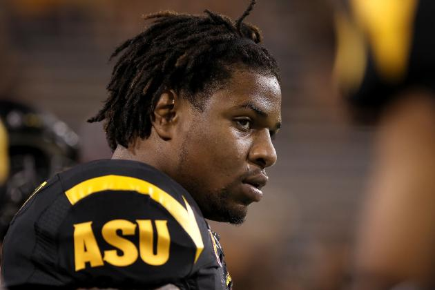 NFL Combine 2012: Vontaze Burfict and Other Faded Stars with Much to Prove