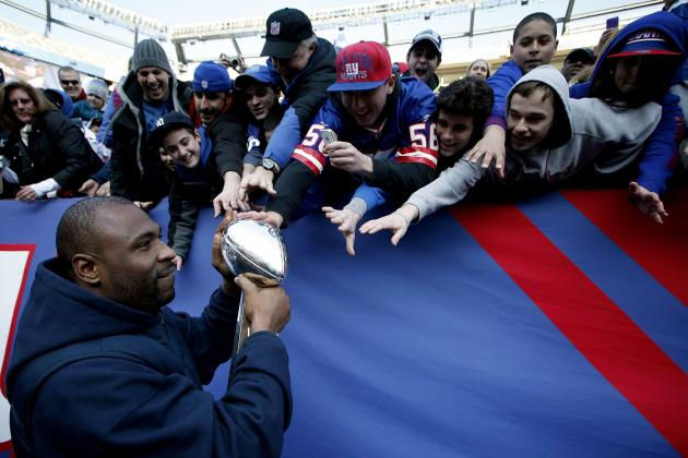 New York Giants Free Agency Flight Schedule: Brandon Jacobs Landing or Leaving?