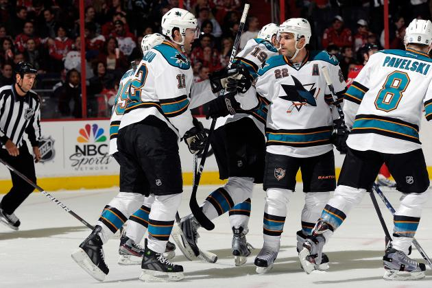 San Jose Sharks: Is This Roster Strong Enough to Make Deep Cup Playoff Run?