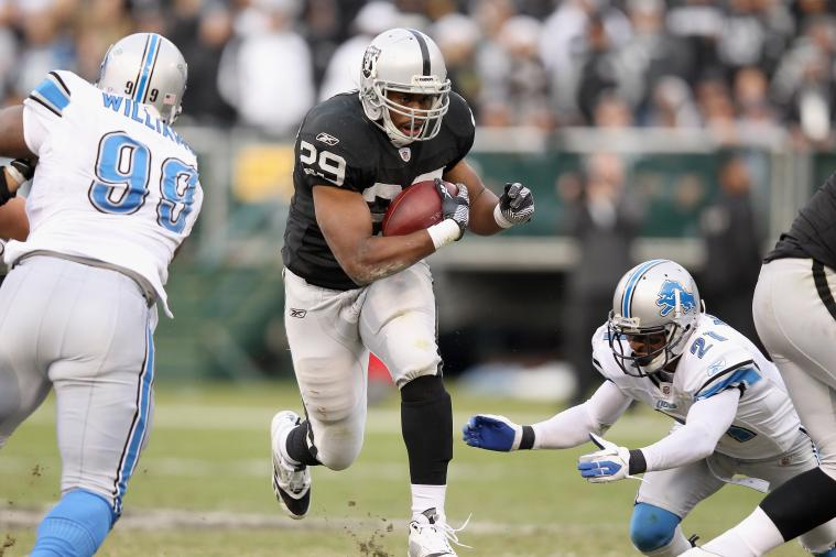 Oakland Raiders: Who Will Earn Franchise Tag, Michael Bush or Tyvon Branch?