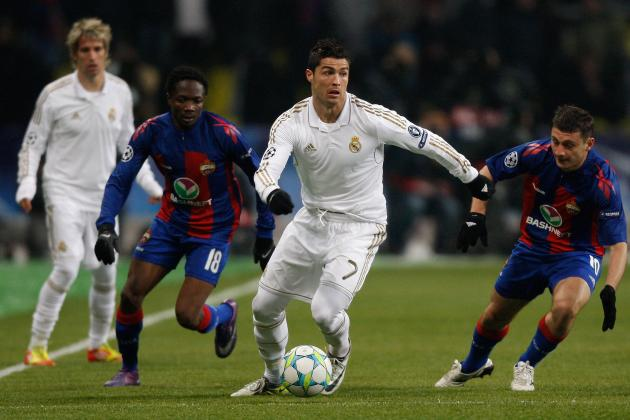 Champions League: Analysis from Real Madrid vs. CSKA Moscow