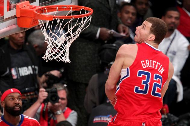 NBA Slam Dunk Contest 2012: Evolution of the Dunk from Dr. J to Blake Griffin