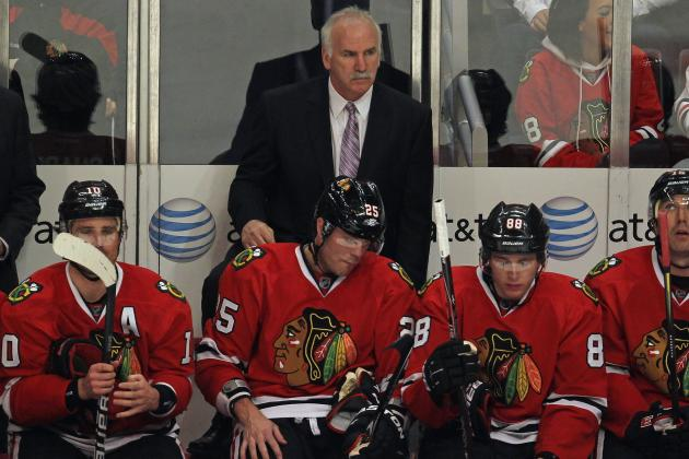 NHL Trade Speculation: Will the Chicago Blackhawks Make a Move at the Deadline?