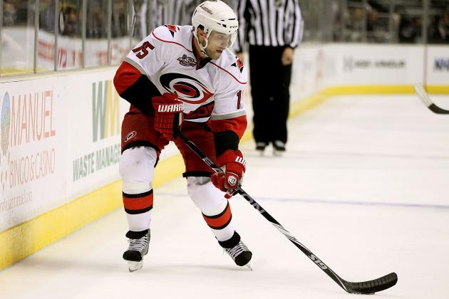 Tuomo Ruutu Receives 4-Year Extension: Carolina Hurricanes No Longer Sellers?