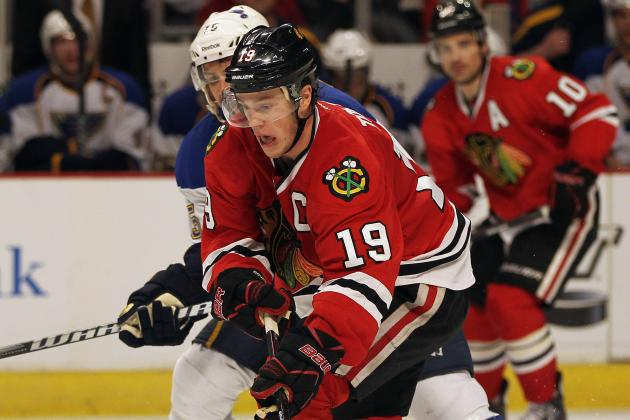 Chicago Blackhawks: Jonathan Toews Sidelined with Concussion-Like Symptoms