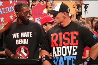 WWE WrestleMania 28: Rock vs. Cena Build and the Hypocrisy of