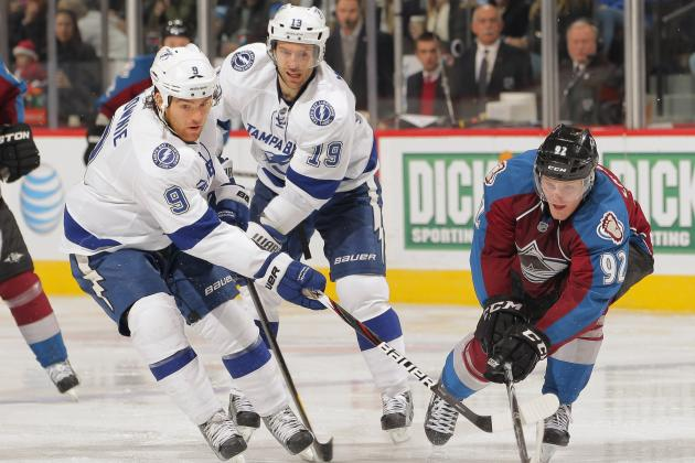 Colorado Avalanche: Introducing Steve Downie and Tonight's Pre-Game Notes