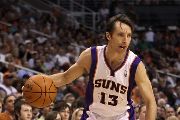 NBA All-Star Game 2012: Why Steve Nash Is One of the Greatest Point Guards Ever