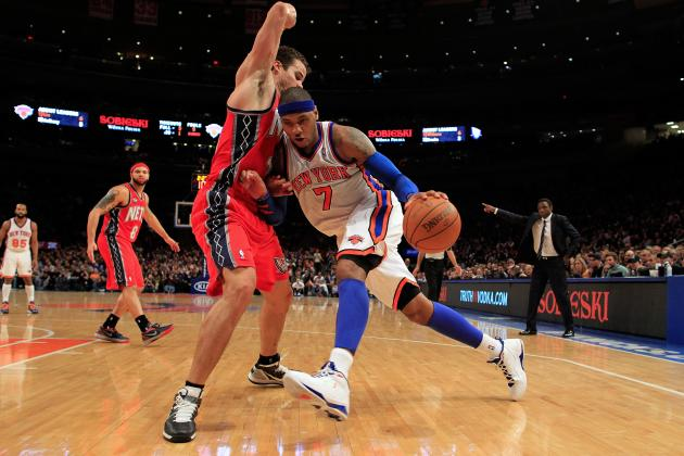 Carmelo Anthony: Why His Return Will Only Help the Knicks
